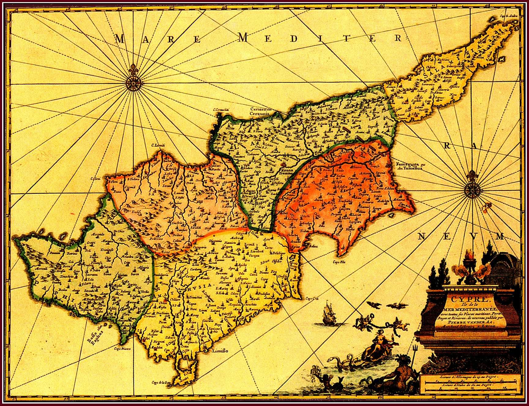 Russische Datierung in cyprus
