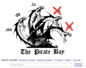 The Piratebay proxy, Kickass proxy, Extratorrent proxy unblocked