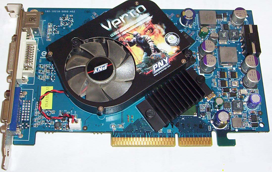 PNY GEFORCE 6600GT DRIVER FOR WINDOWS 8