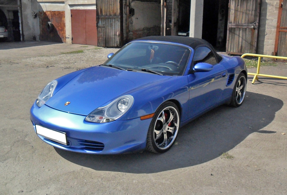 Porsche Boxster Used Cars For Sale