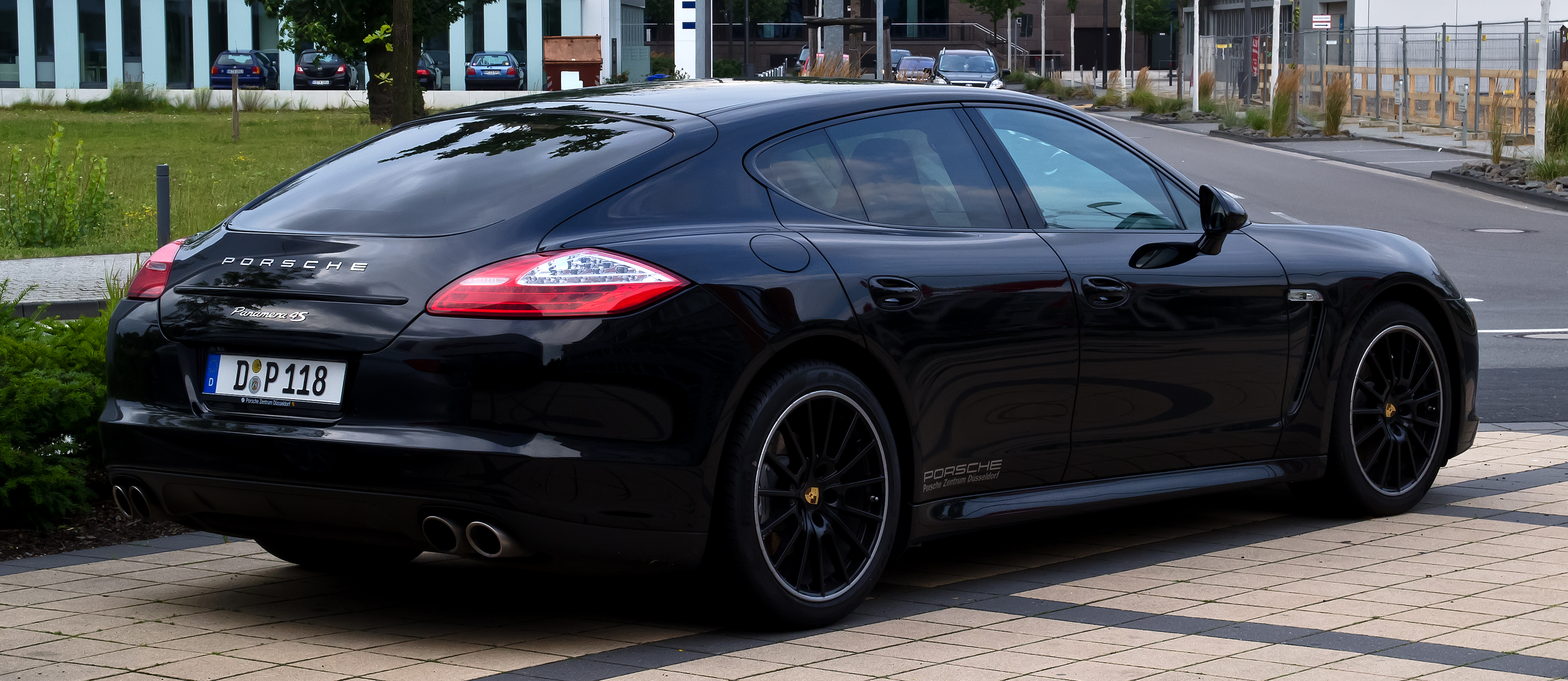 Porsche  Turbo S Package Car