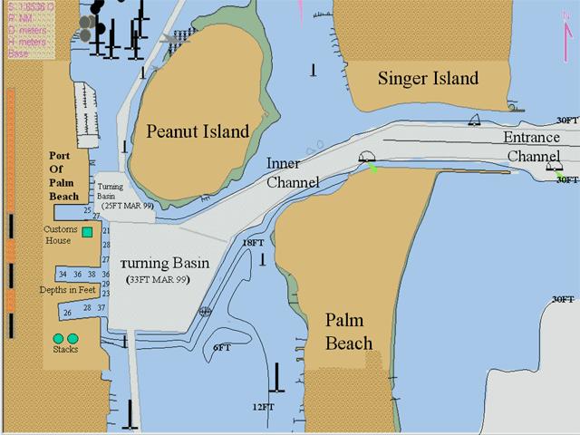 Port Palm Beach Cannes