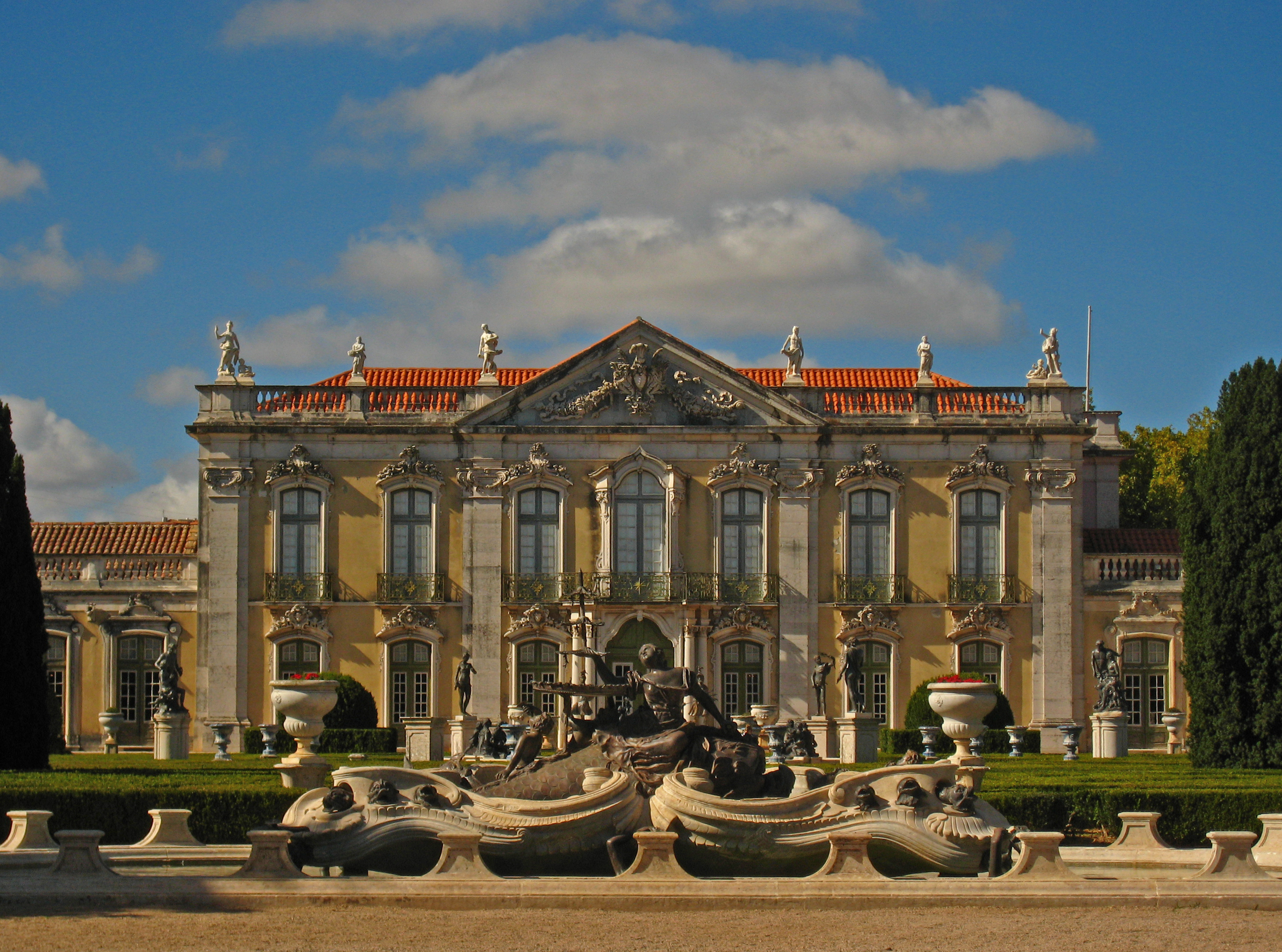 Queluz Portugal  city photo : Description Portugal Lisbon Palácio de Queluz 5481202703