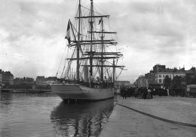 Pourquoi-Pas-Havre-1908 (2)