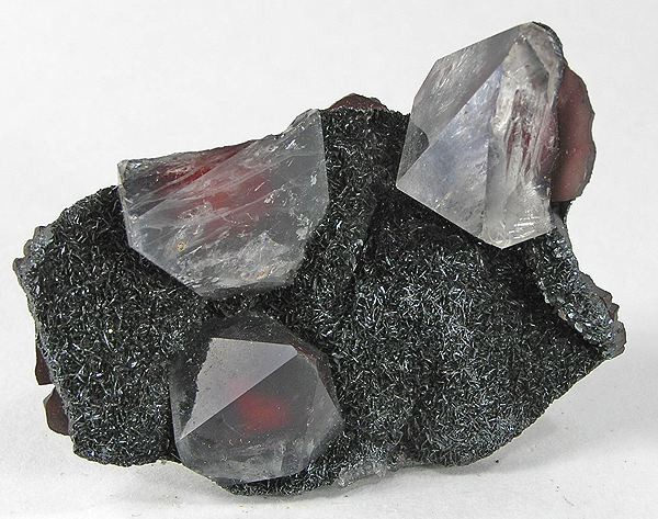 Quartz-Hematite-113680