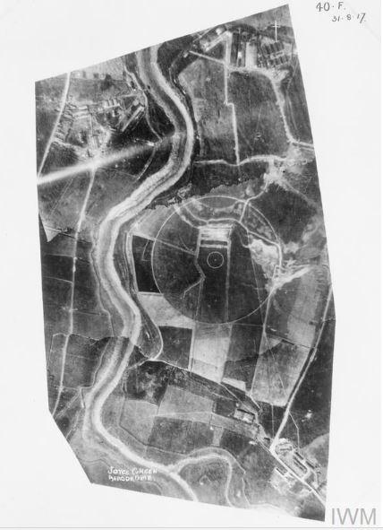 RAF Joyce Green Aerodrome 1917