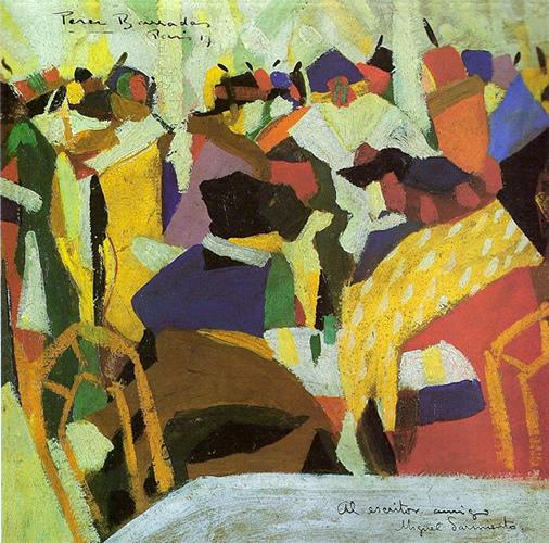 File:Rafael Barradas - Escena de café, 1913.jpg