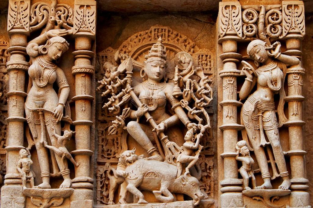 Rani Ki Vav Sculptures
