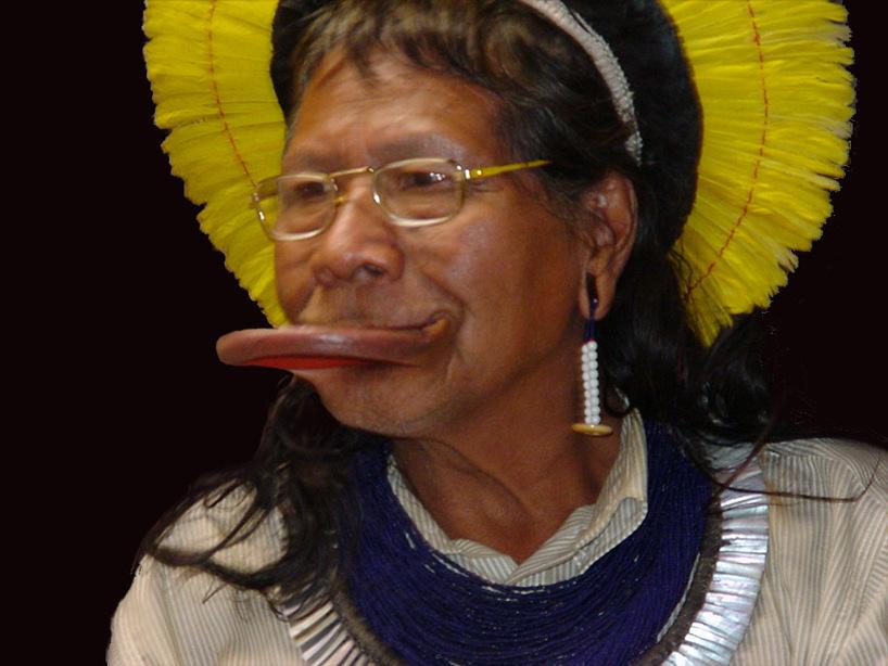 Raoni Metuktire