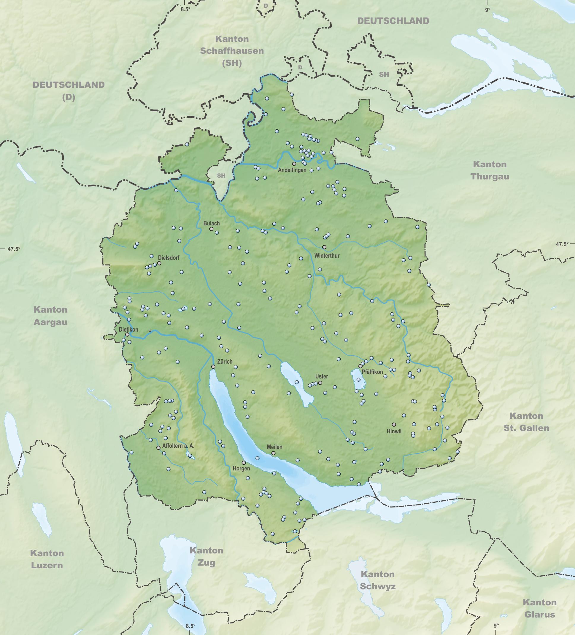 Küchenbauer Kanton Zürich ~ liste der seen im kanton zürich wiki