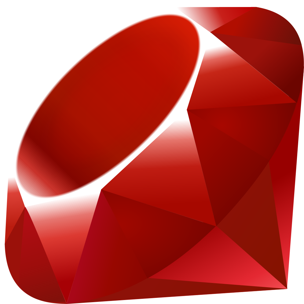 The Ruby logo