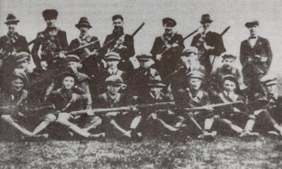 Resultado de imagen de irish republican army