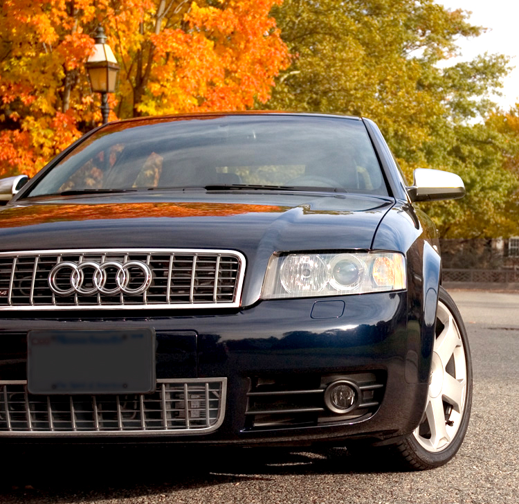 RS6 Upper Grill Fitment 4.2 And The Hood Latch