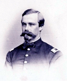 Samuel Nicholl Benjamin United States Army Medal of Honor recipient