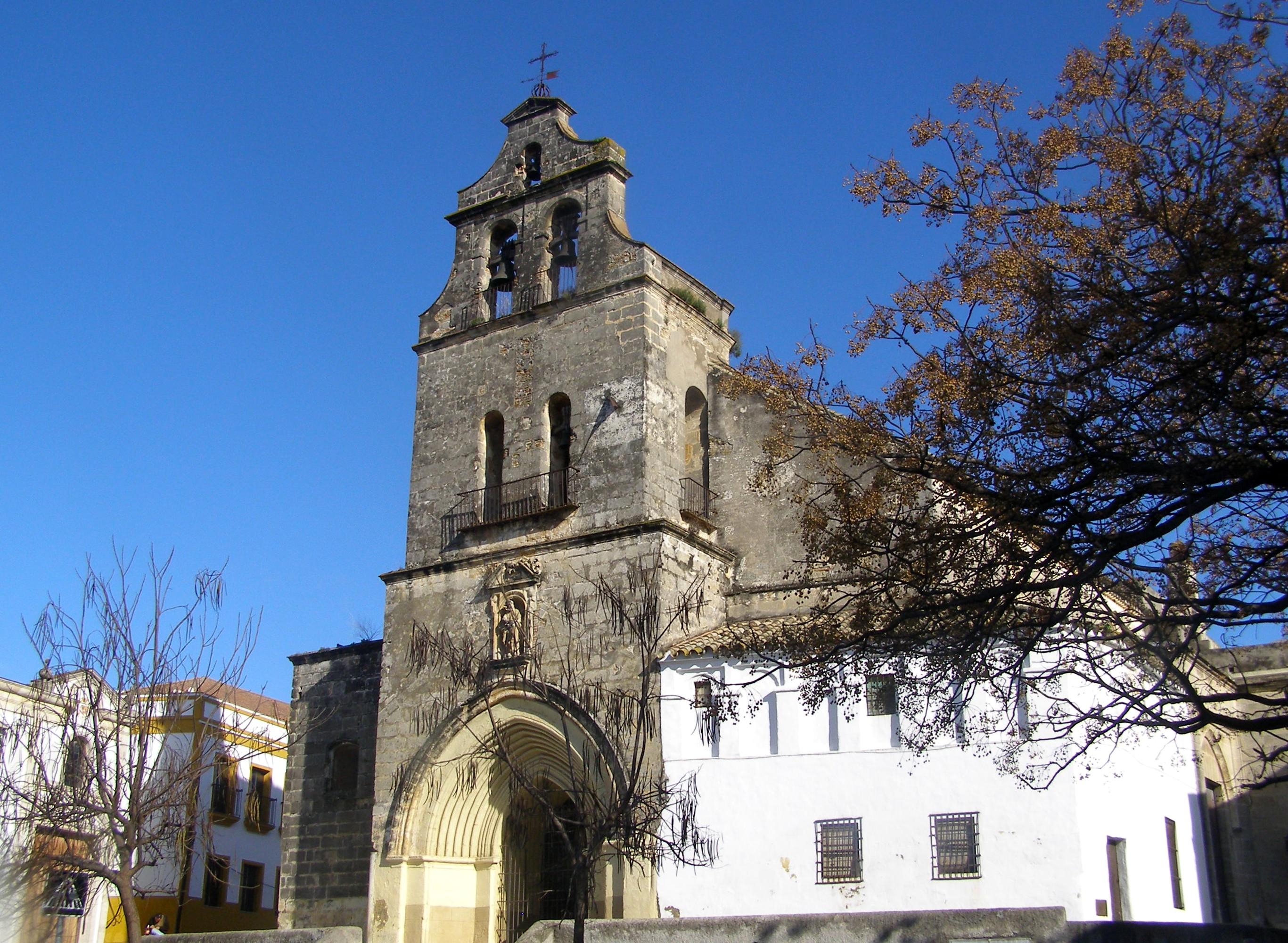 Jerez de la Frontera Spain  city images : Description San Lucas Iglesia Jerez de la Frontera Spain