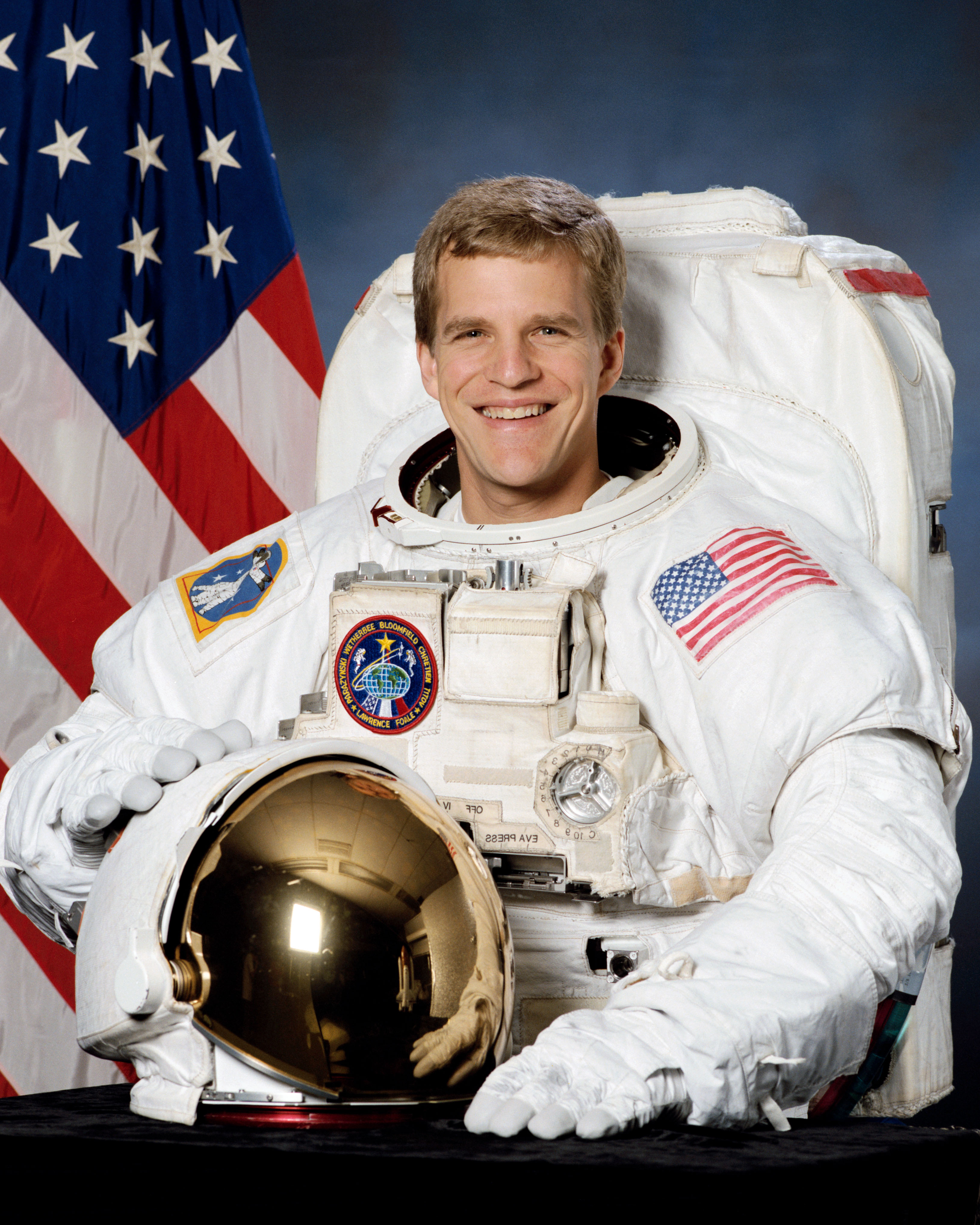 image of Scott E. Parazynski