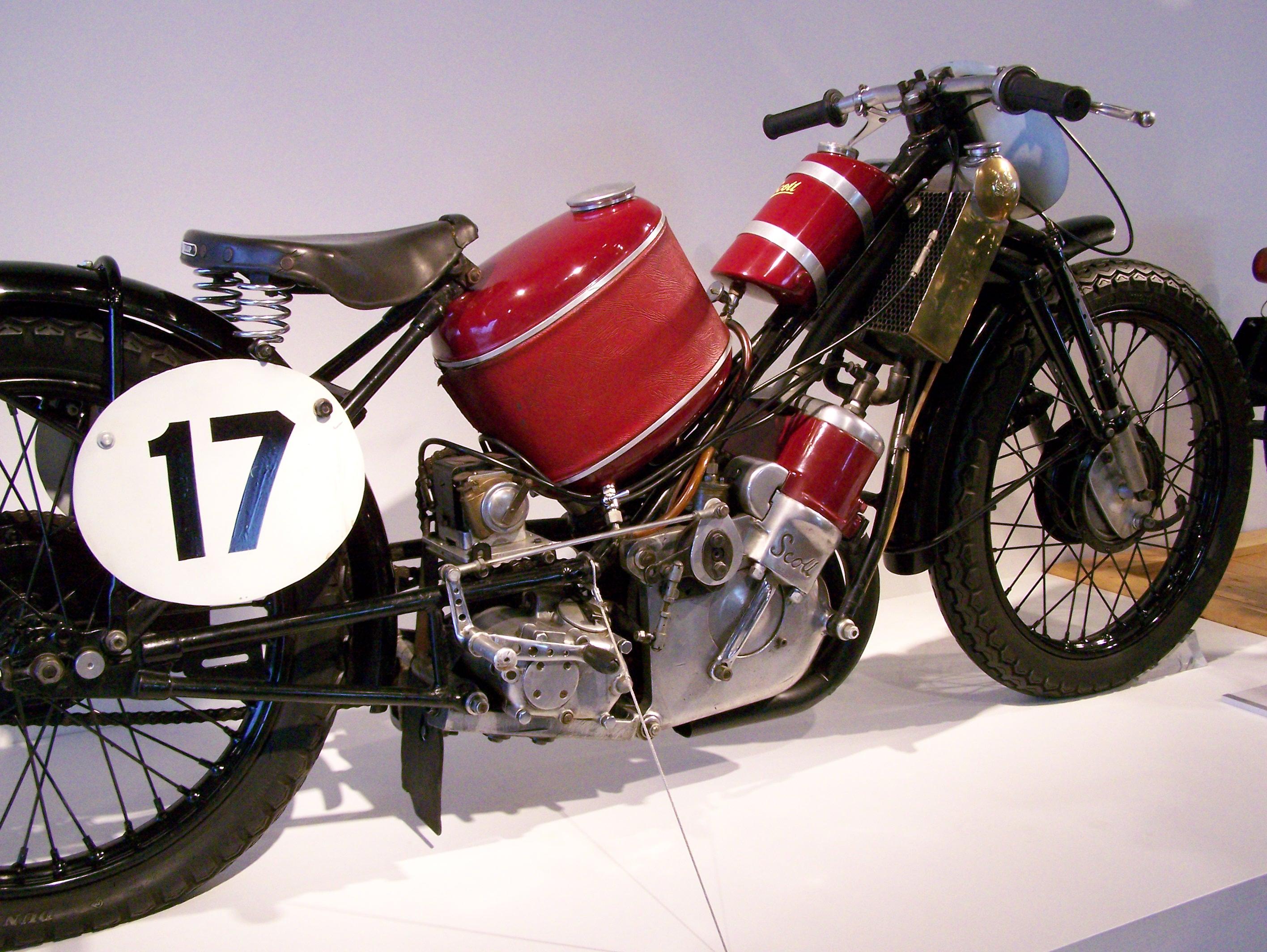 File:Scott motorcycle at Barber Vintage Motorsport Museum.jpg ...