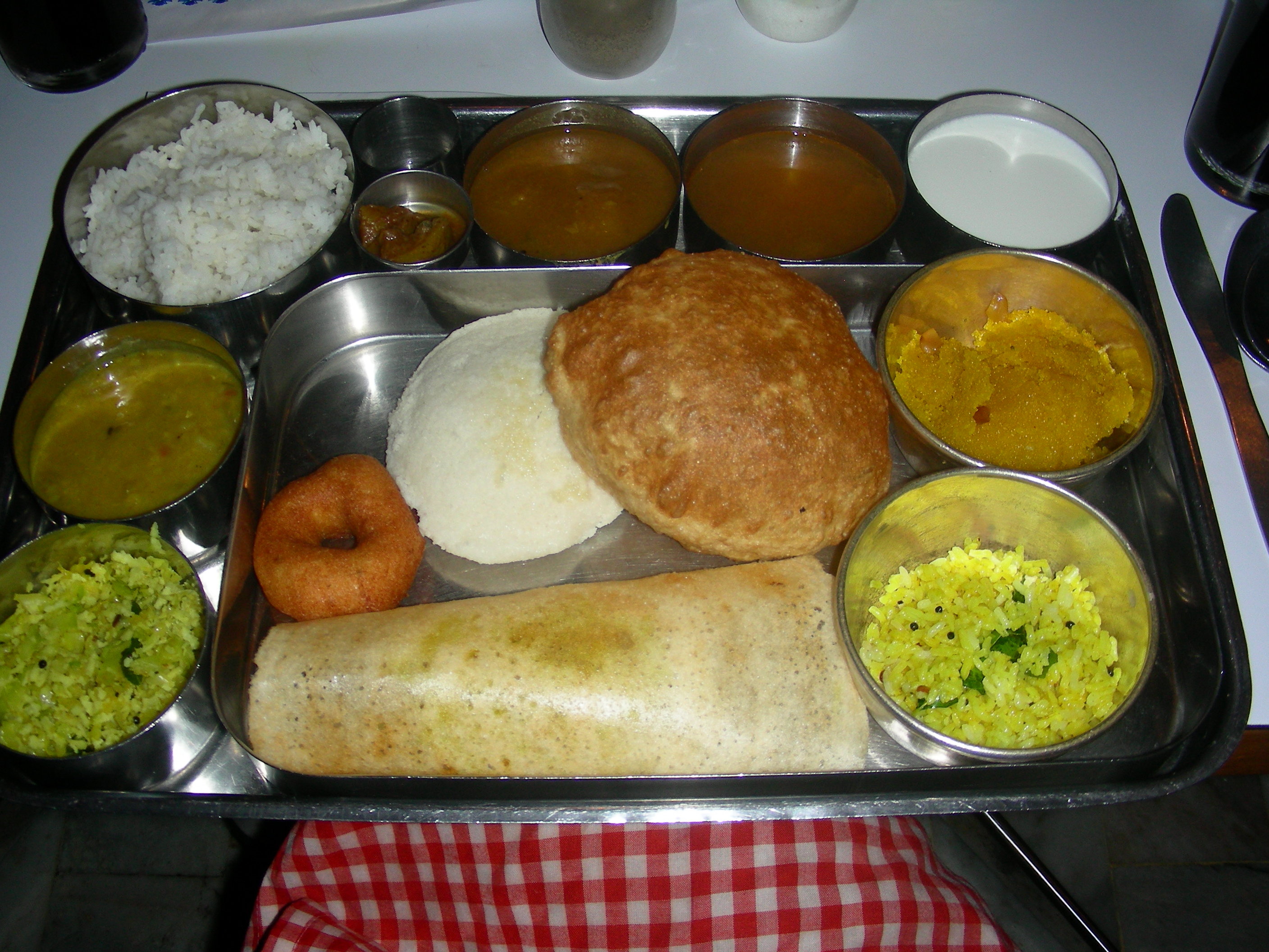 South Indian Food London