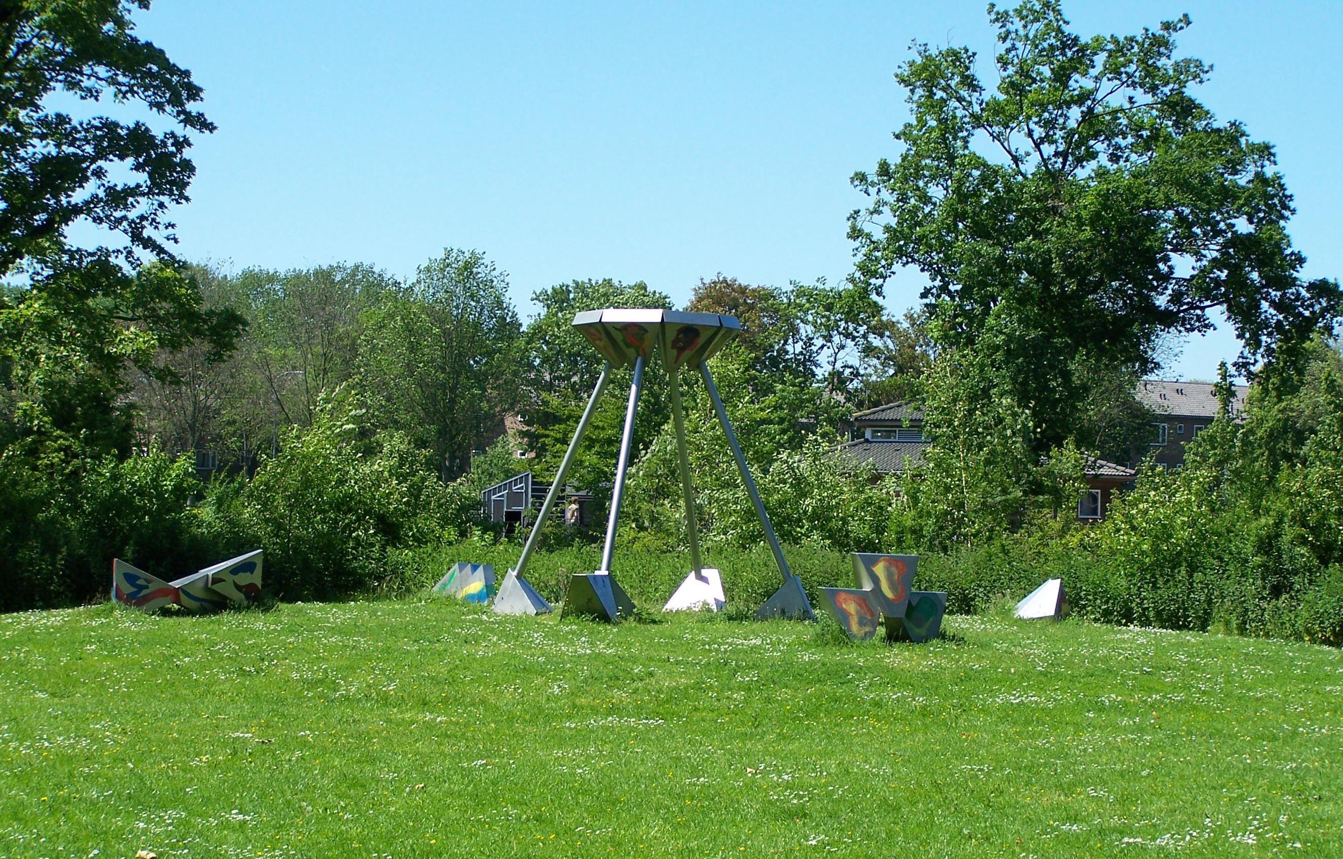 Bestand:Sprankelplek Jos Spanbroek Park Oosterhout Alkmaar ...