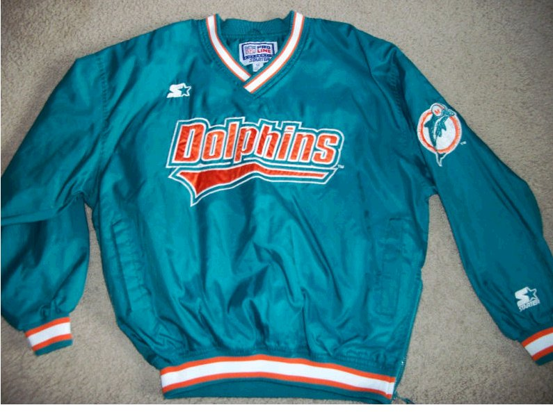 competitive price 8daee a0400 File:Starter dolphins-jacket.jpg - Wikimedia Commons