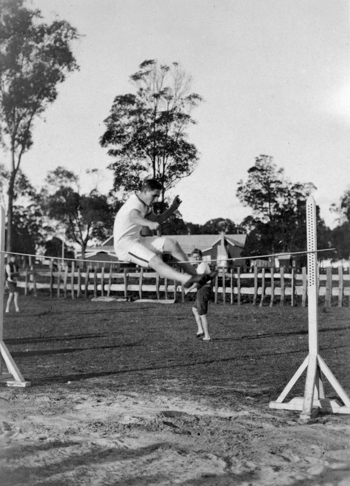 High Jump History High Jump Competition
