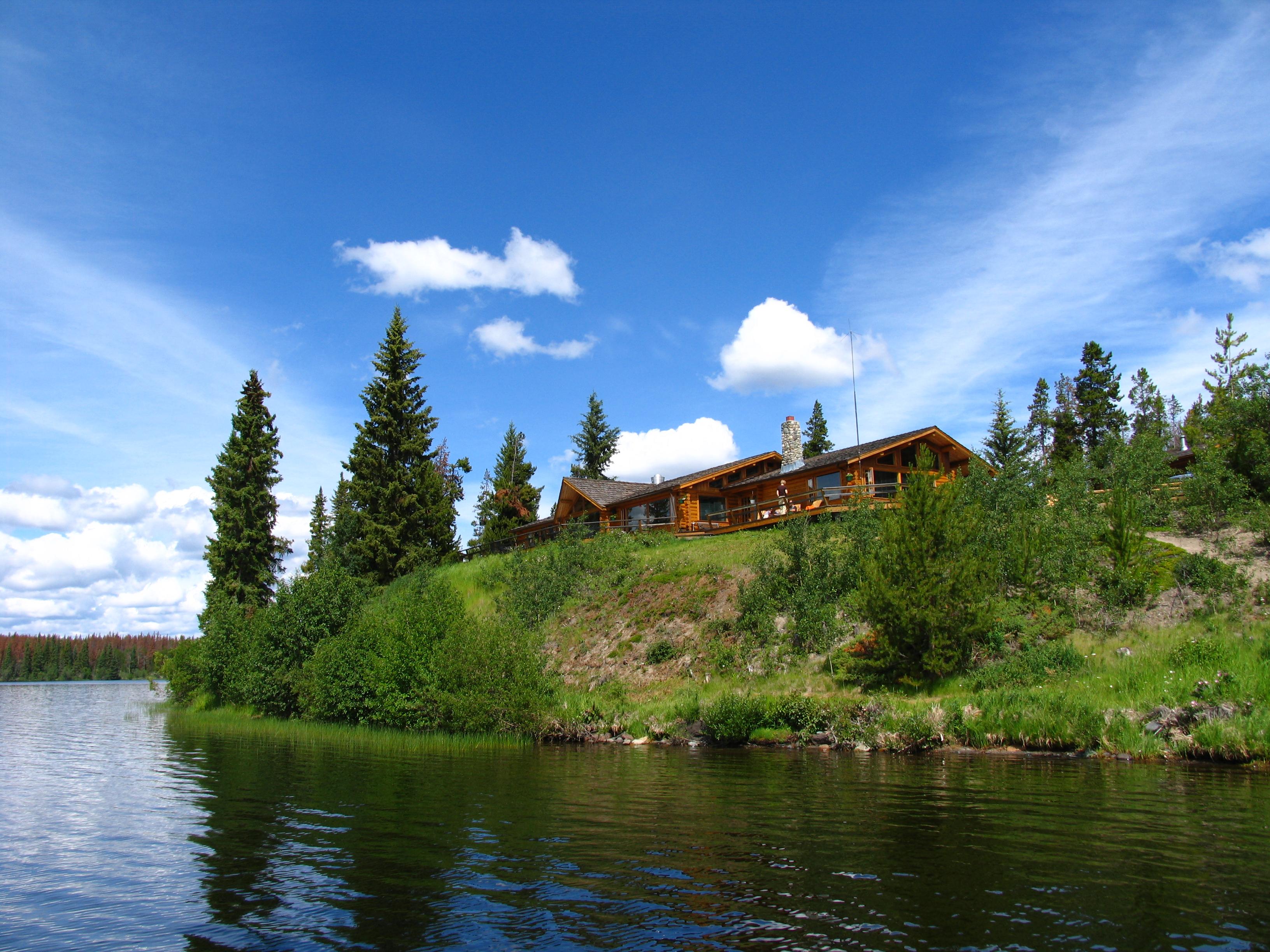 Nimpo lake bc
