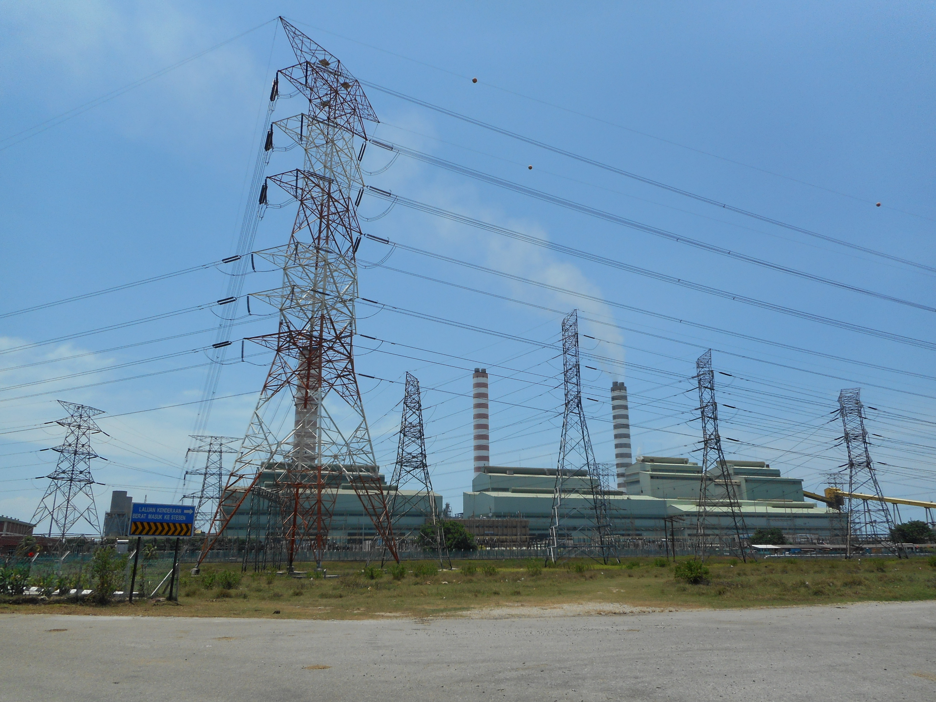 Sultan Salahuddin Abdul Aziz Power Station