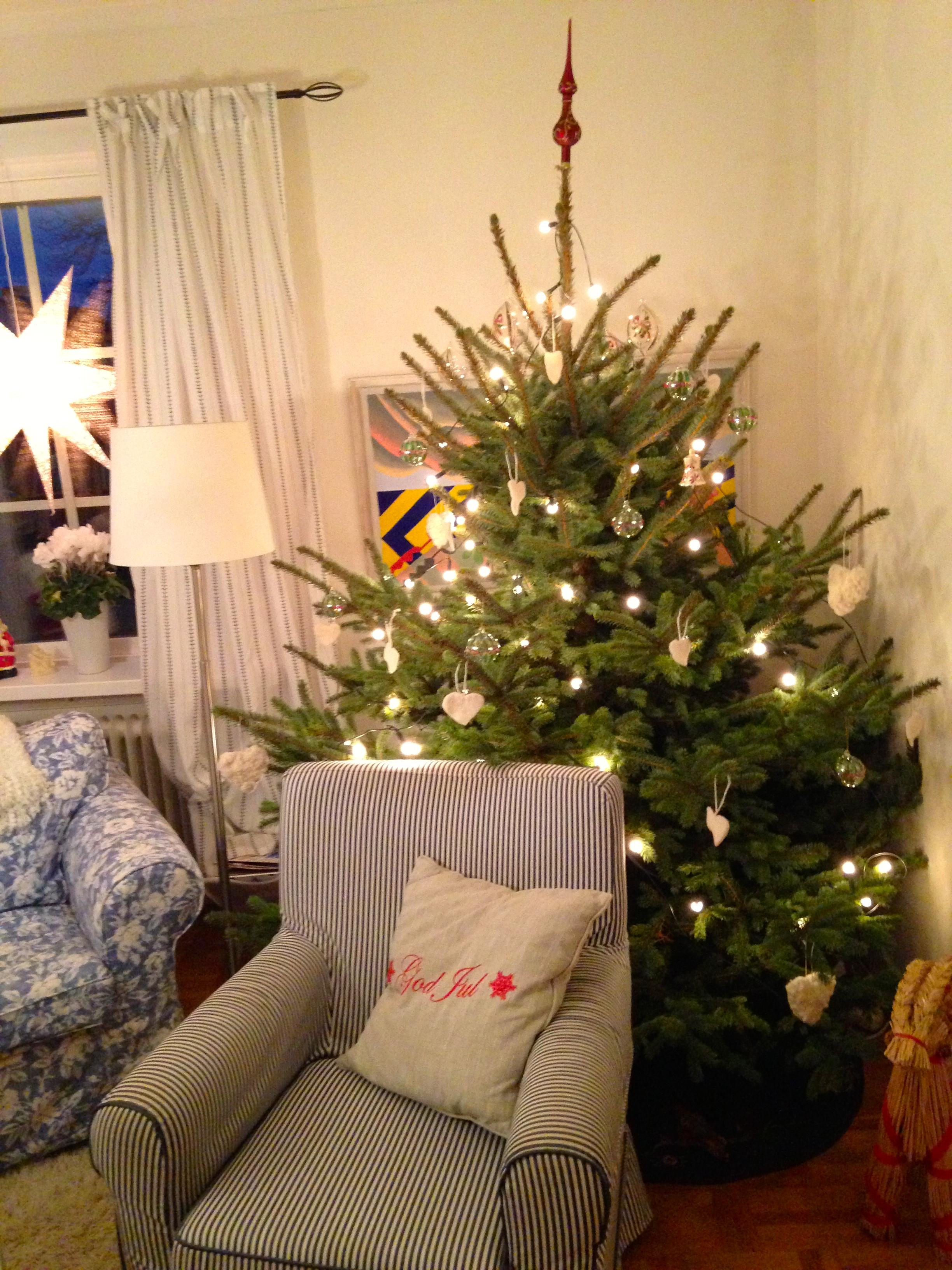 fileswedish christmas treejpg - Swedish Christmas Tree