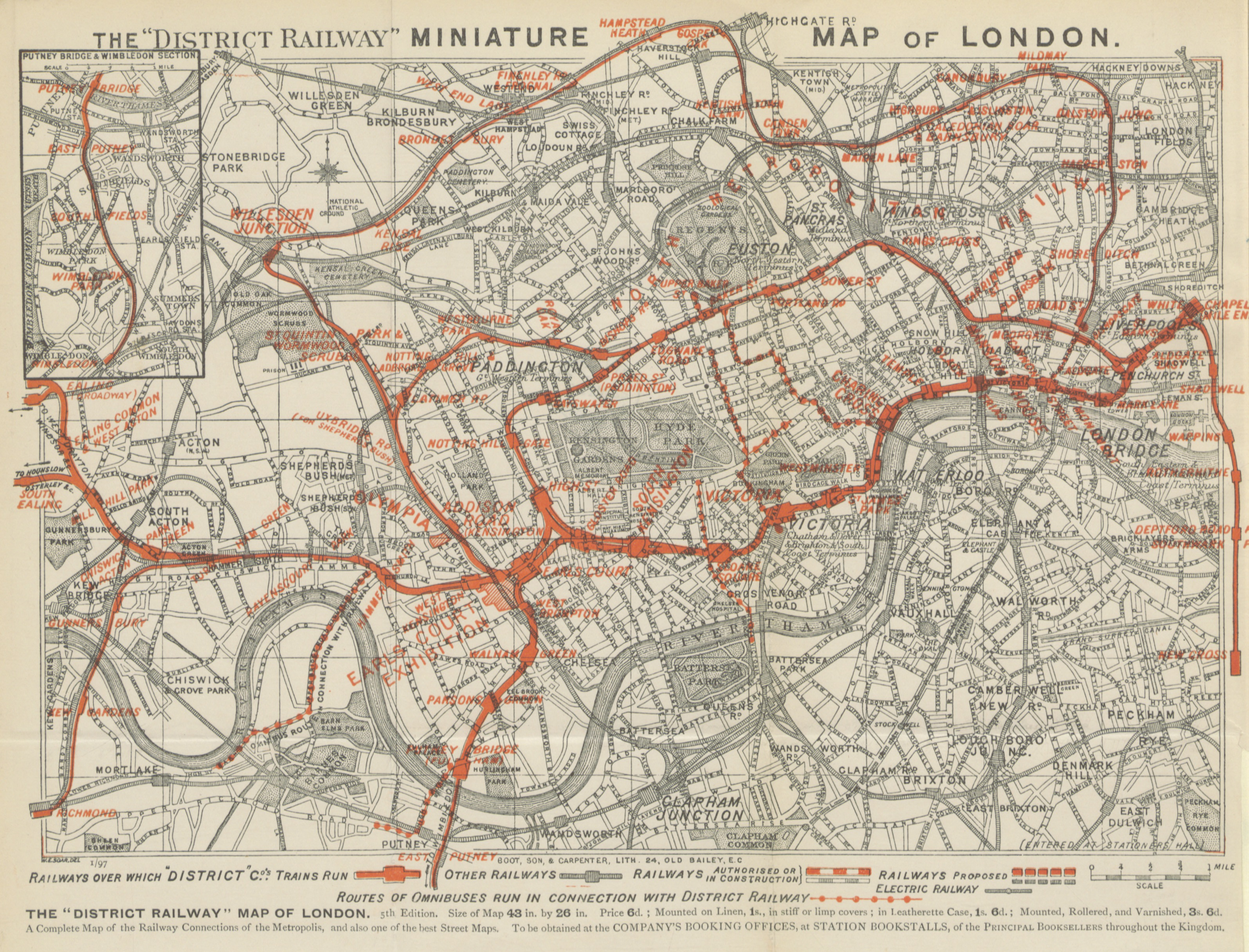 along these lines a london street map is a mess a preposterously complex tangle of veins and capillaries the cardiovascular system of a monster
