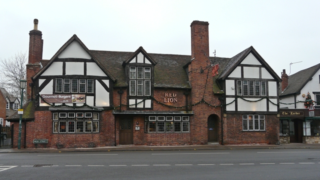 Red Lion Knowle Function Room
