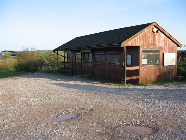 The Visitor Centre at Llyn Alaw - geograph.org.uk - 170616