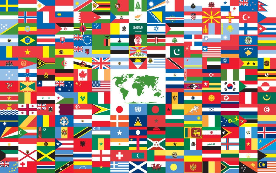 Bandera Mundial Wikipedia La Enciclopedia Libre
