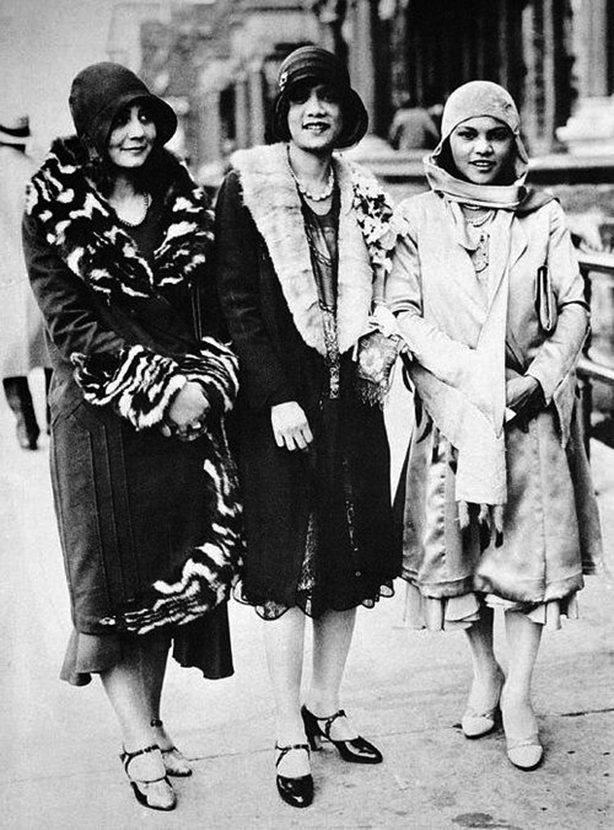 Three Harlem Women, ca. 1925