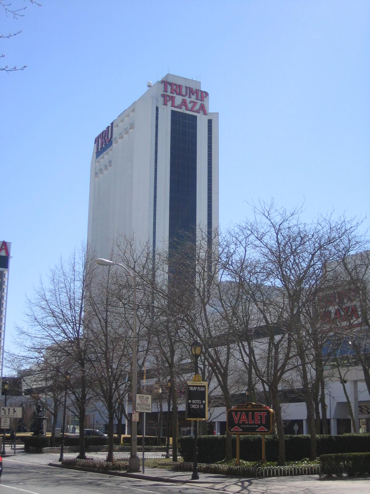 Trump Plaza Hotel And Casino Atlantic City Nj