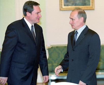 Vladimir Putin 16 January 2001-6