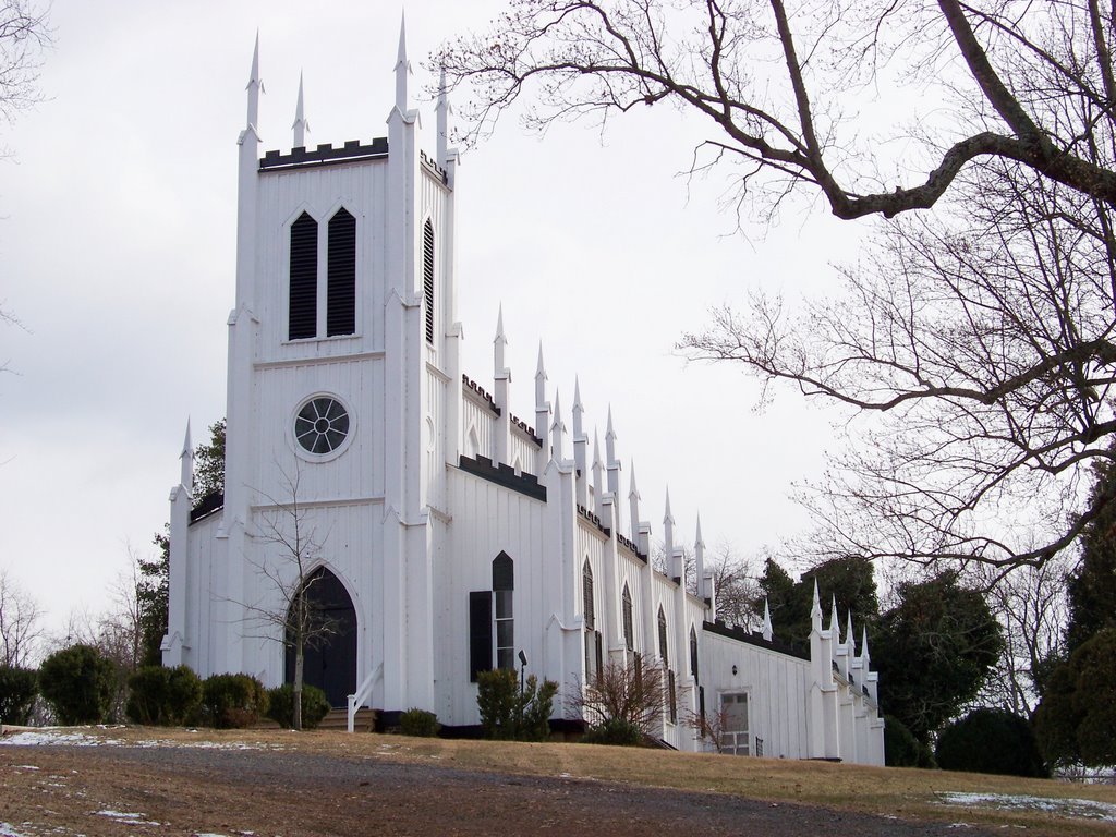 Waddell Memorial Presbyterian Church Wikipedia