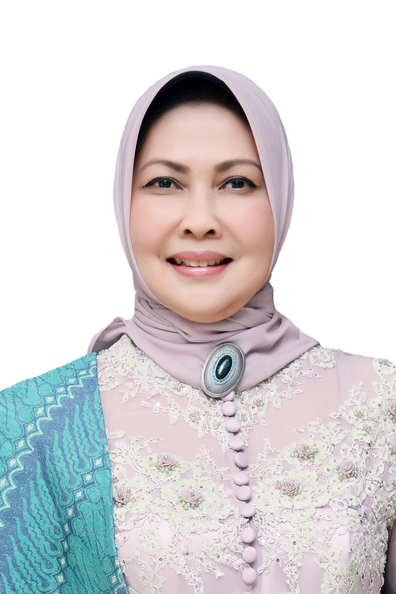 Biografi Singkat Hj. Dra. Dewanti Rumpoko, M.Si.