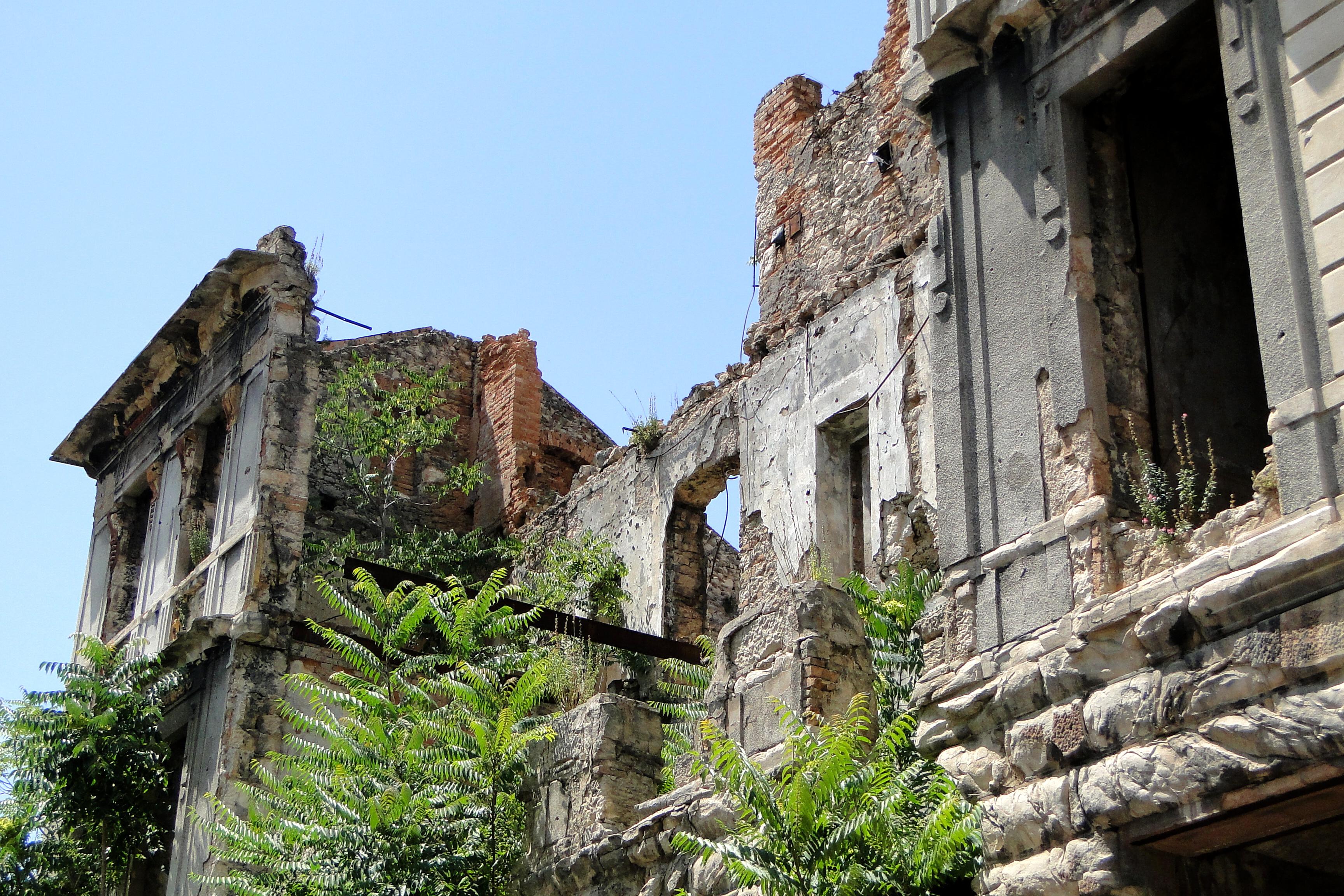 Filename: War_Ruin_-_Mostar_-_Bosnia_and_Herzegovina.jpg