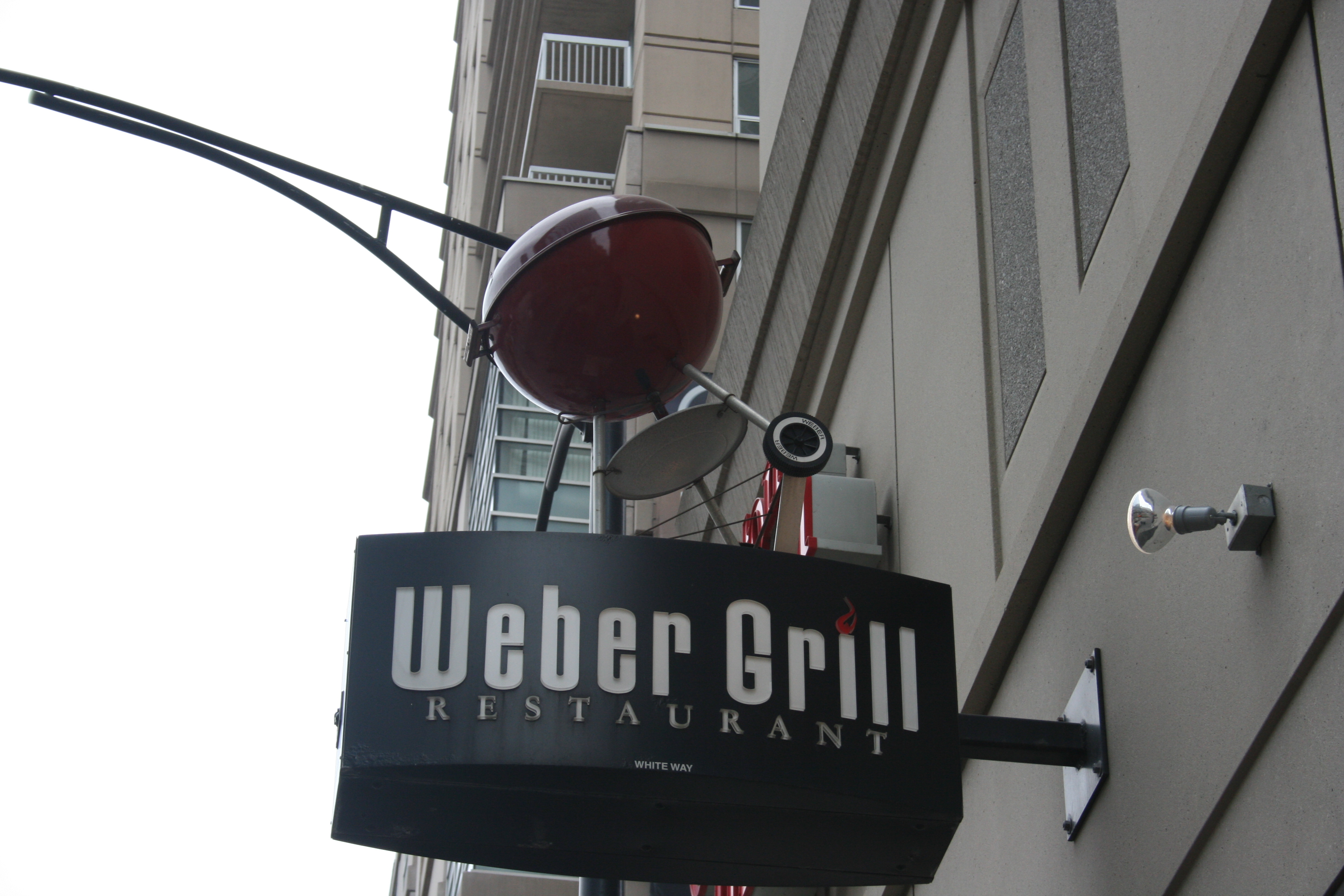 dating weber grill