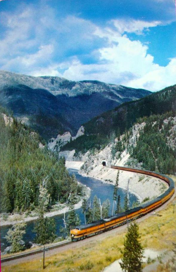 Great Northern Railway...