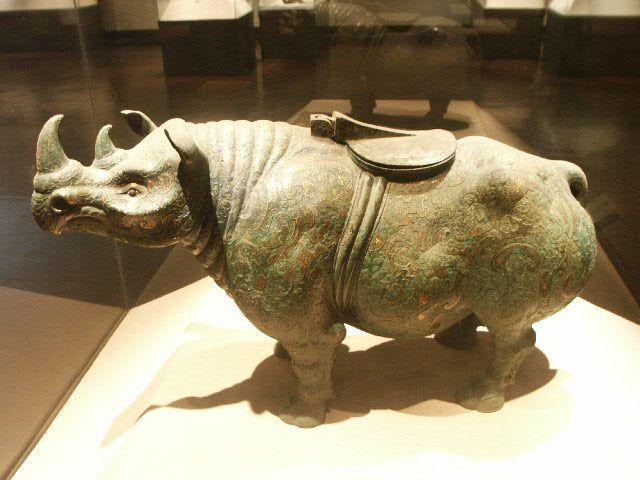 Xihan rhino, gold %26 silver inlays.JPG