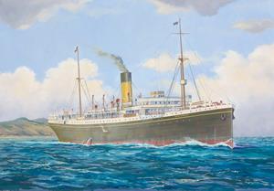 SS <i>Zealandic</i> (1911)