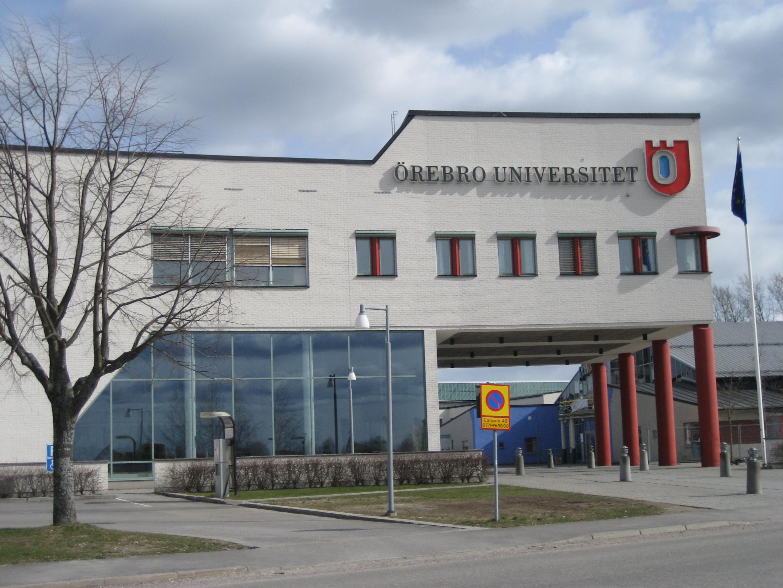 Resultado de imagen de Örebro University, Sweden
