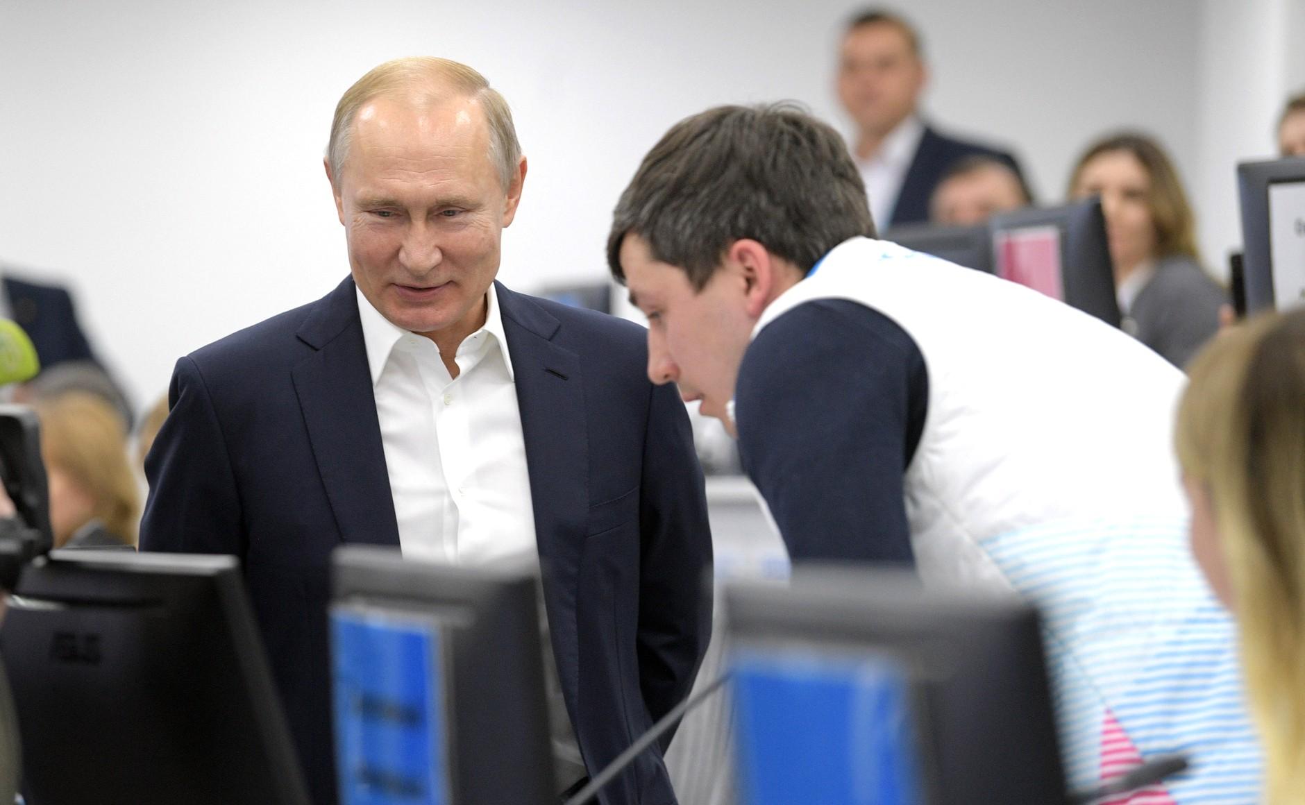 La «Runet russa» ed il futuro del Web