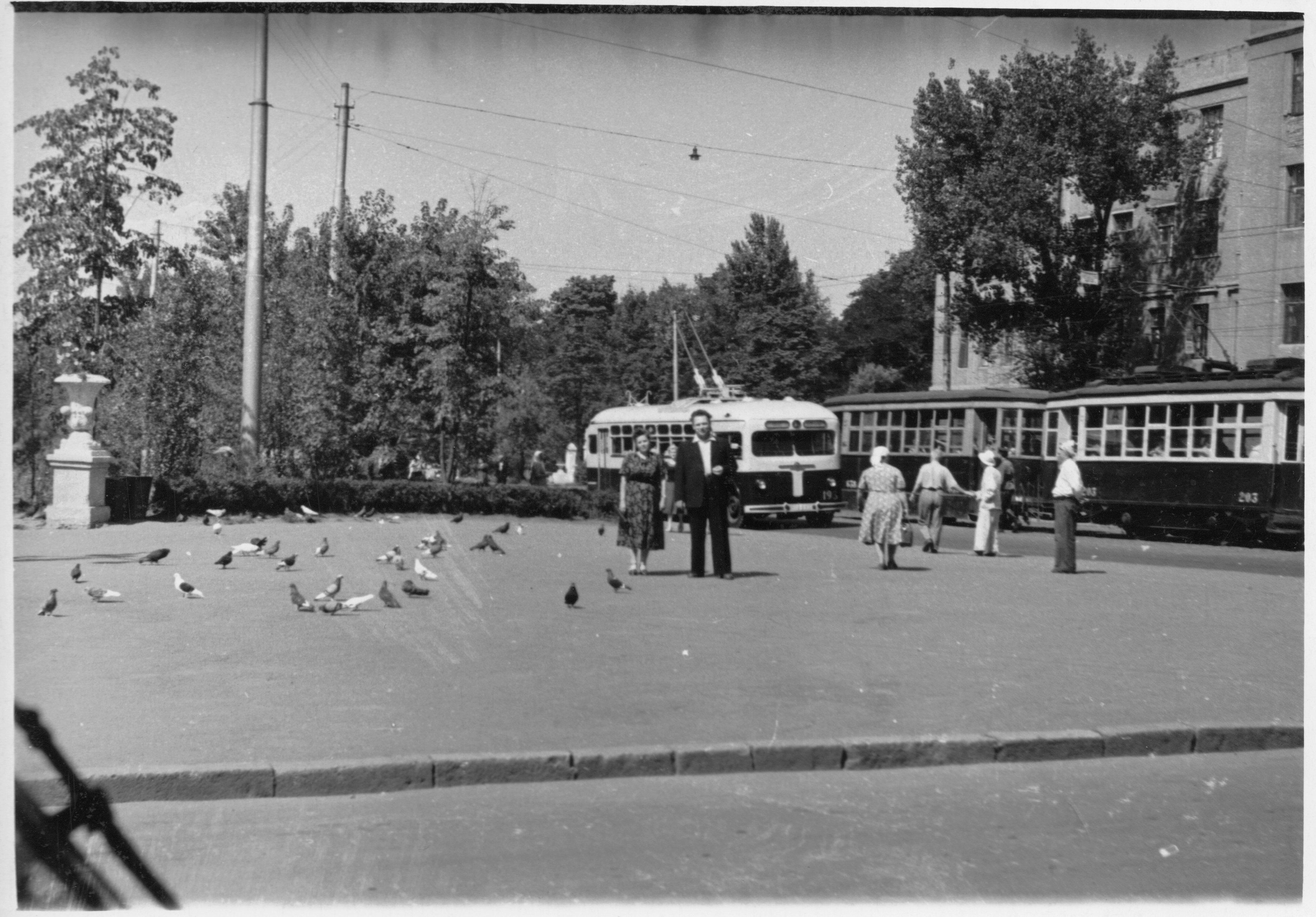 силовая схема троллейбуса тролза 5275 описание