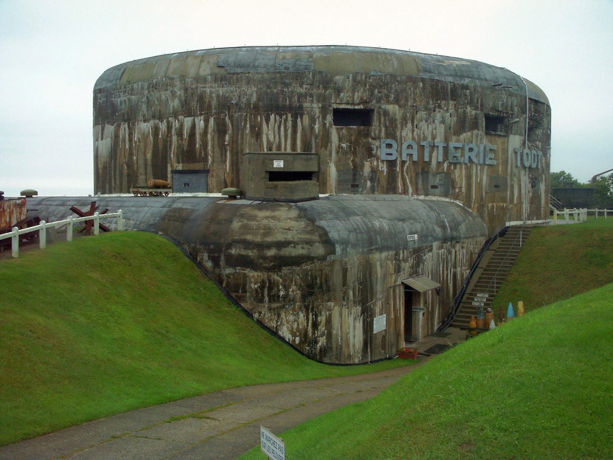 Cap Gris Nez Wallpaper Fort Bei Cap Gris-nez 04