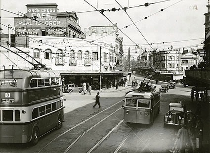 Trolleybuses In Sydney Wikipedia