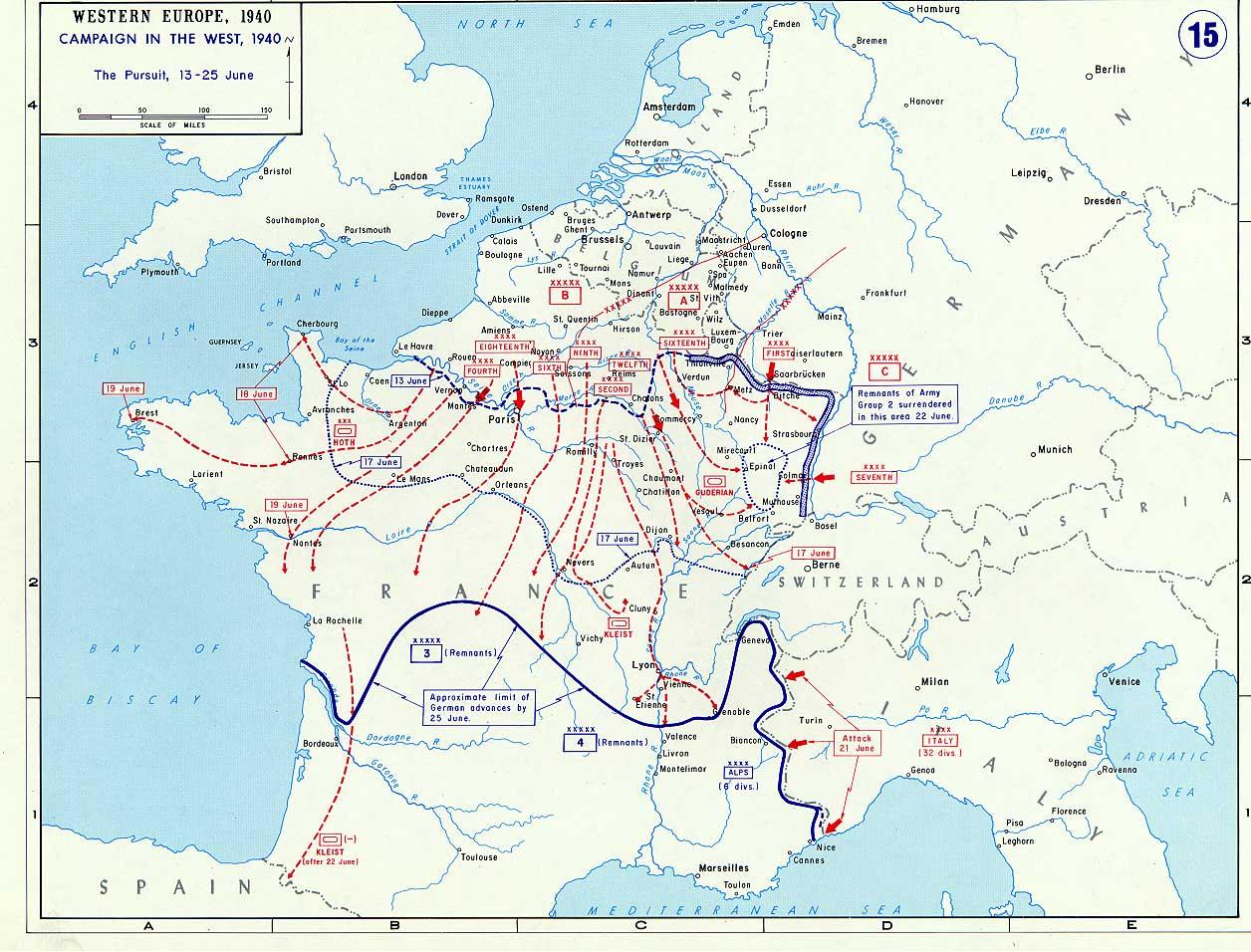 La segunda guerra mundial [info, imagenes y videos]