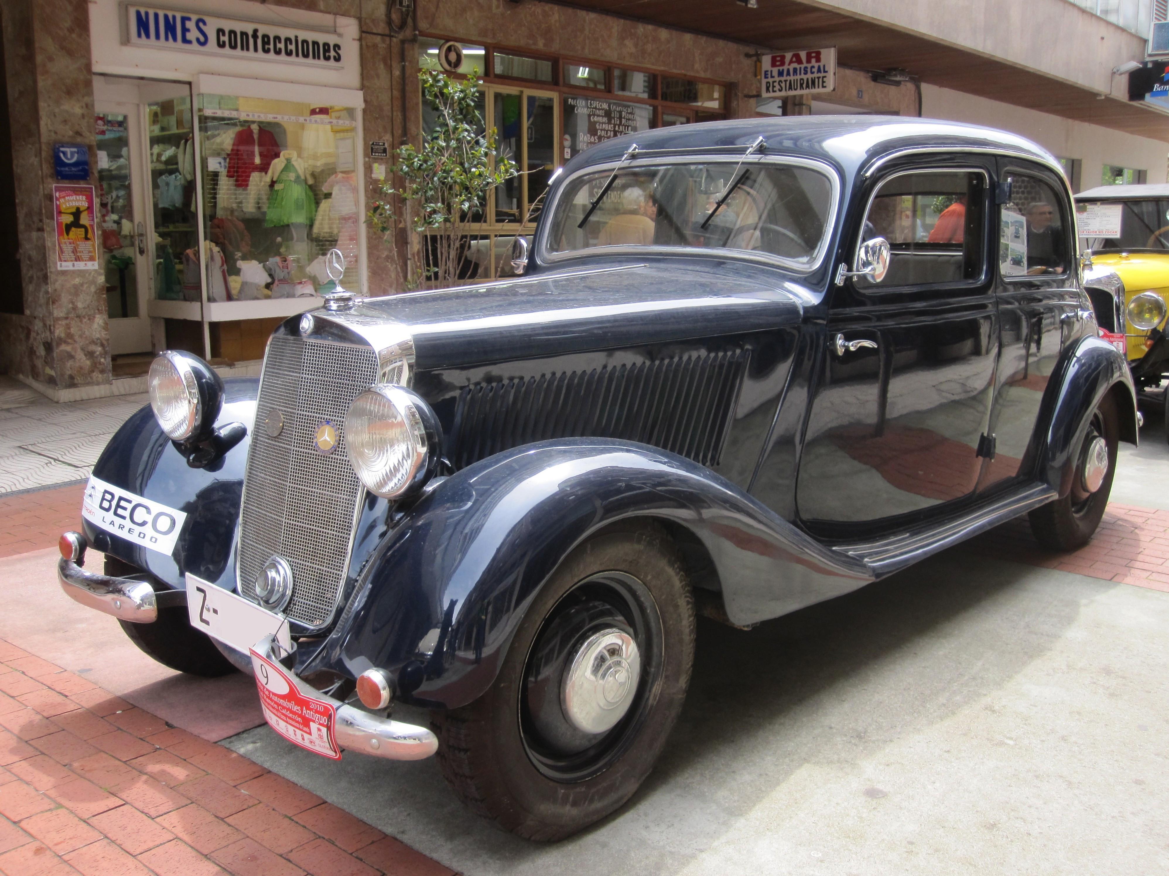 File 1952 mercedes benz 170 sd w136 4593649312 jpg for Mercedes benz sd
