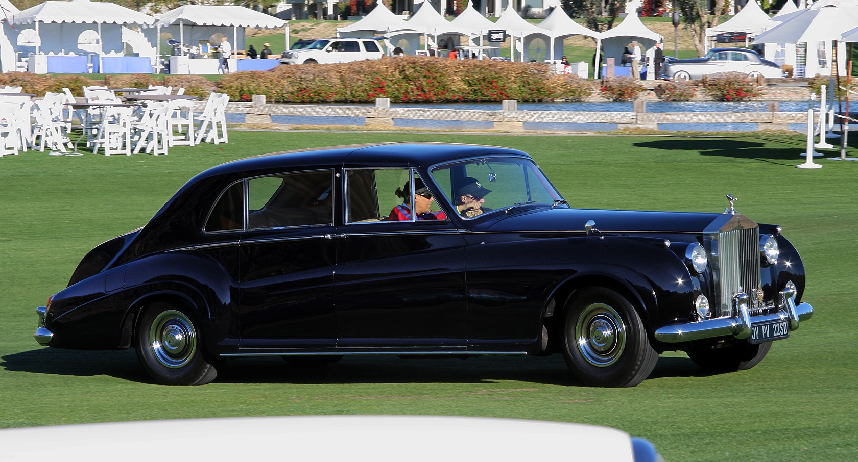 File 1961 Rolls Royce Phantom V James Young Sedanca De